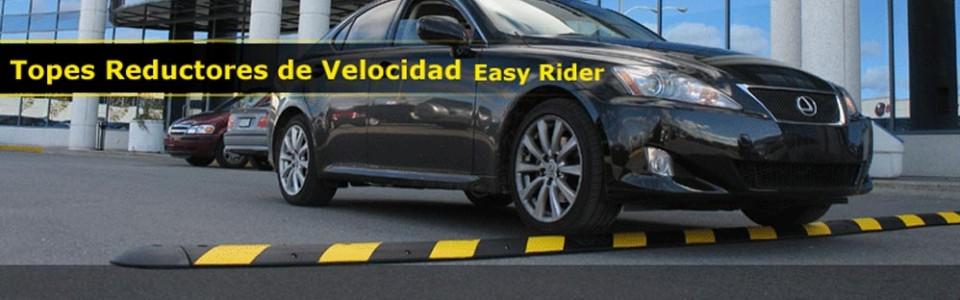 Los topes reductores de velocidad Easy Rider reducen la velocidad de los vehículos haciendo de los estacionamientos lugares más seguros para peatones y conductores. Construidos 100% de caucho reciclado, los reductores de velocidad Easy Rider de GNR están diseñados para ser instalados de forma inmediata. […]