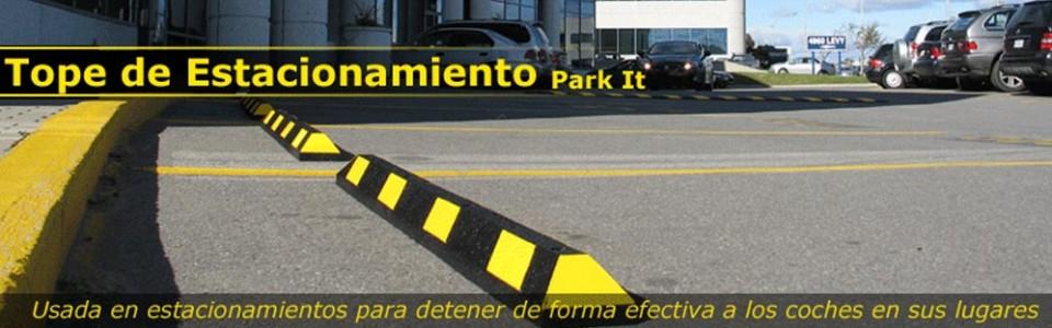 El tope de caucho Park-It se utiliza para guiar de forma efectiva a los vehículos cuando se estacionan en un espacio de estacionamiento. Su altura es de 10 cm, para evitar potenciales daños a los vehículos actuales de baja altura. Son más resistentes y durables […]